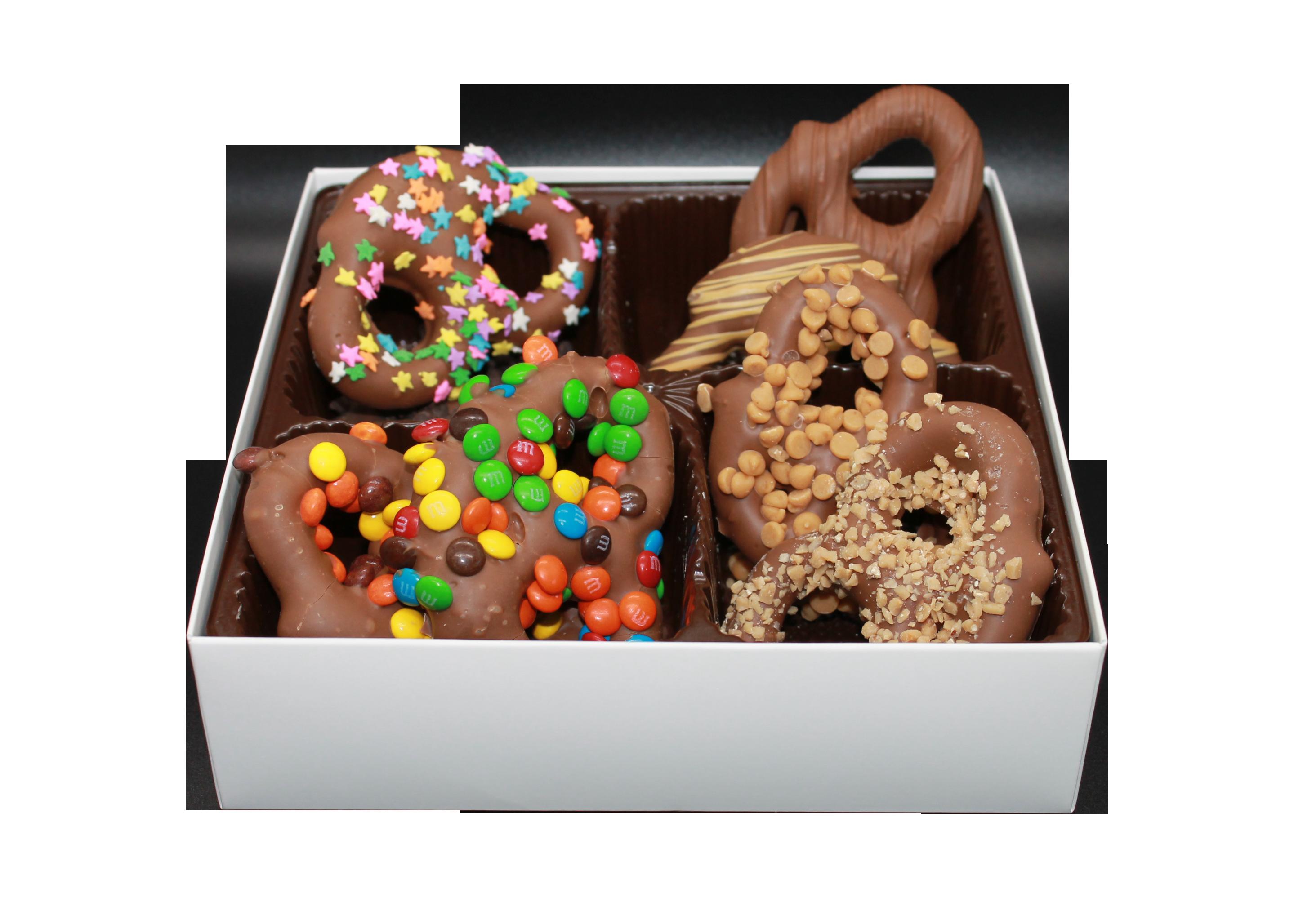 Gourmet Pretzel Gift Box