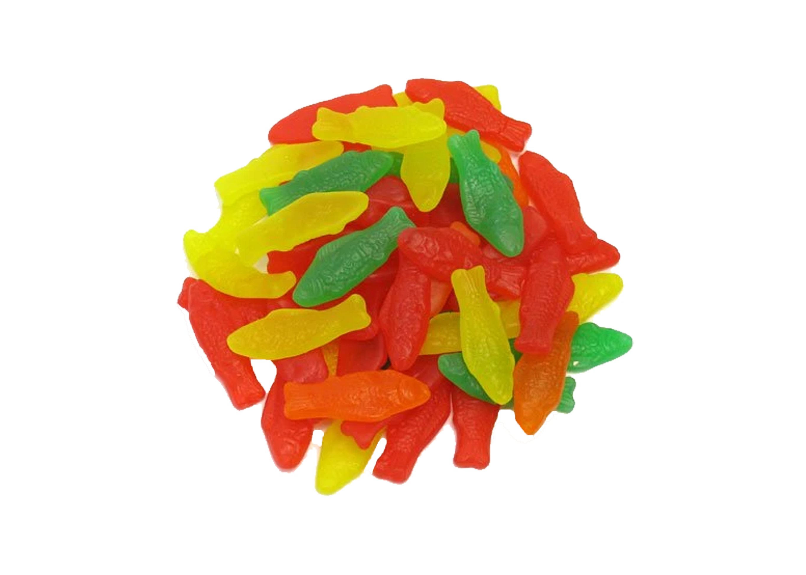 Assorted Gummi Fish